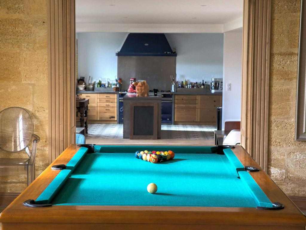 Château du Palanquey & SPA  French and american SNOOKER